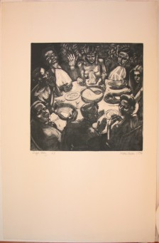 """Supper Party,"" 1994"