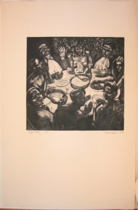 """""""Supper Party,"""" 1994"""