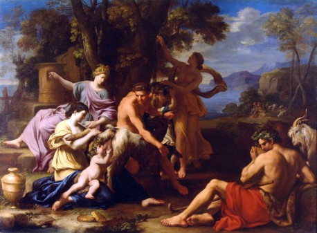 """""""The Nurture of Jupiter"""""""