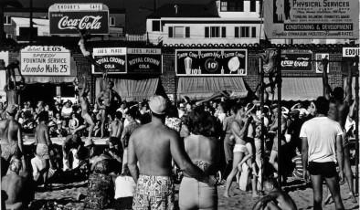"""Muscle Beach,"" 1949"