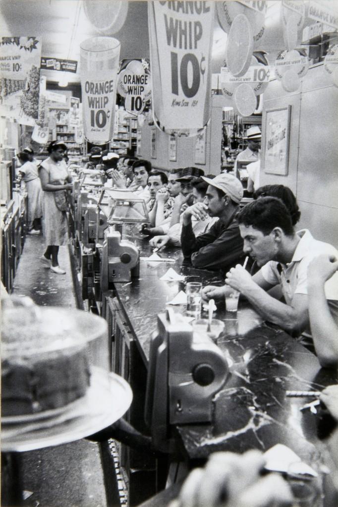 Drugstore, Detroit, 1955-56