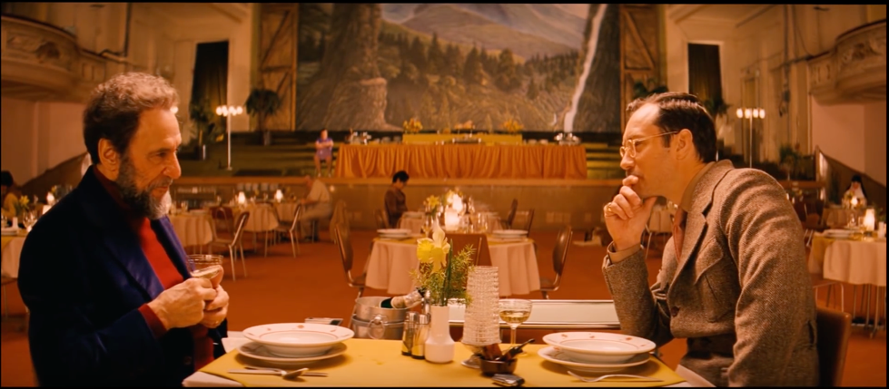 The Grand Budapest Hotel (2014) – The Feast in Visual Arts and Cinema