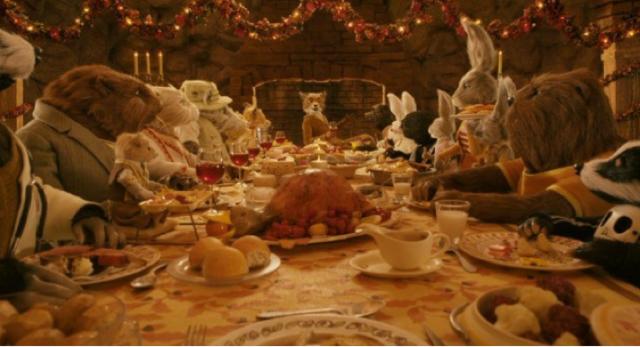 Fantastic Mr Fox 2009 The Feast In Visual Arts And Cinema