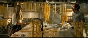 Letters to Juliet Spaghetti Scene