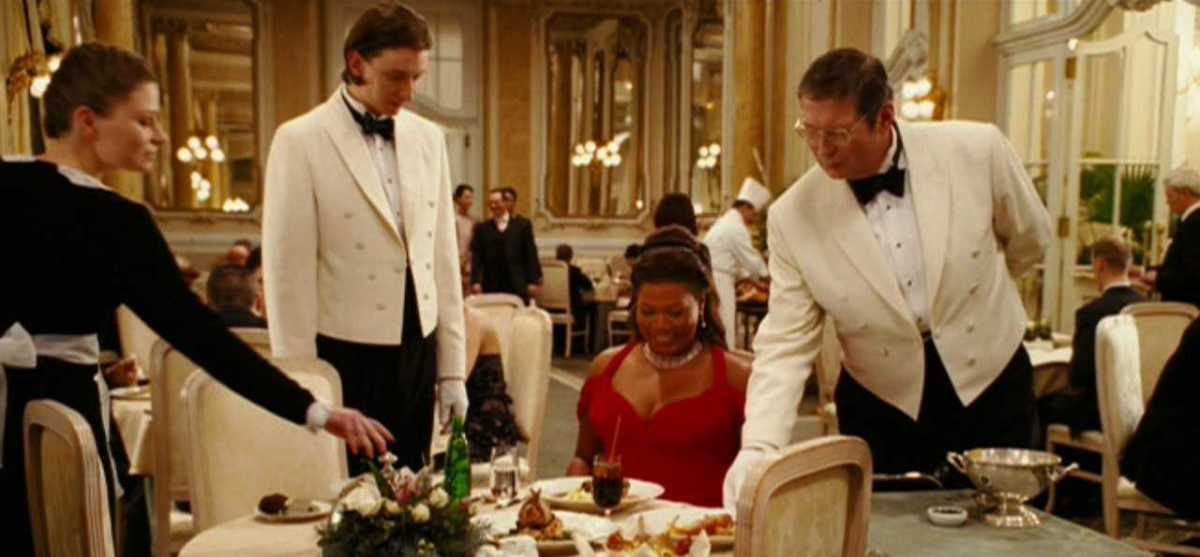 Last Holiday (2006) – The Feast in Visual Arts and Cinema